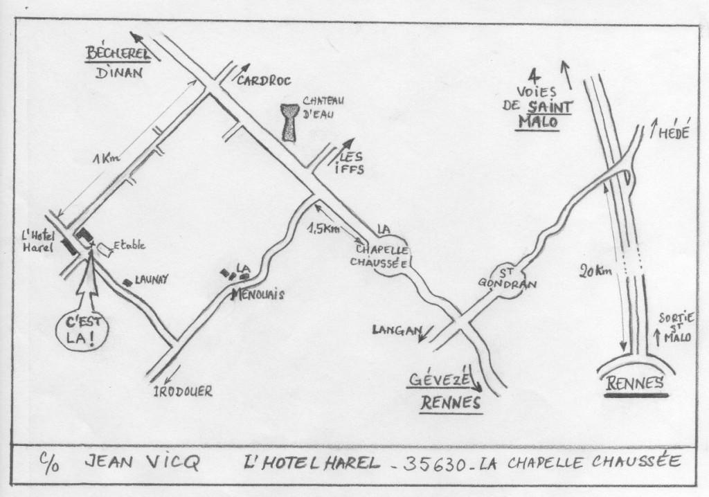 plan le Kairn